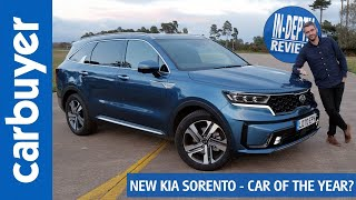 Kia Sorento in-depth review - a true Land Rover Discovery and Volvo XC90 rival?