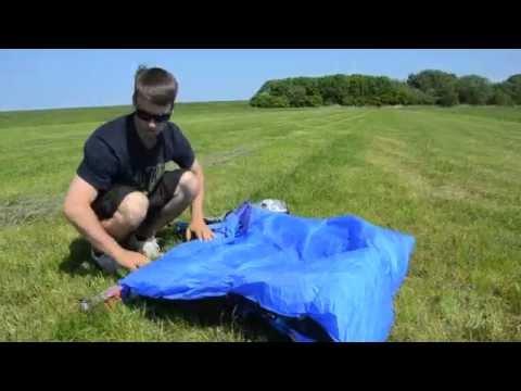 User guide for the Rush VI PRO Trainer Kite