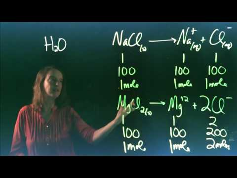 CHEM 1145:  4B Electrolytes and Solution Conductivity