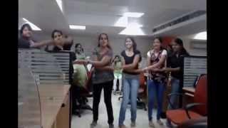 Office Flash Mob - Sulekha.com