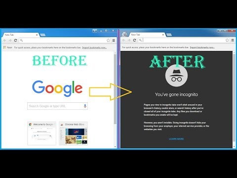 How to Set Private/Incognito Mode as Default in Chrome || Incognito Mode in Chrome