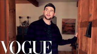 73 Questions with Ricky Dillon | Vogue Parody