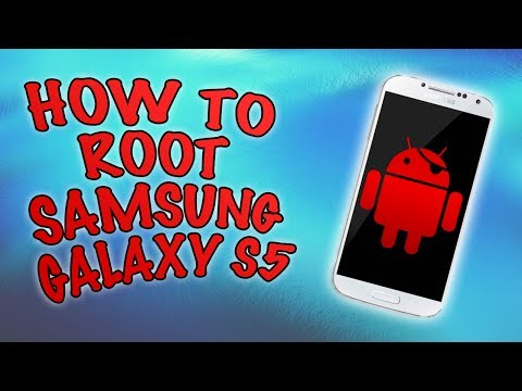 How to Root the Samsung Galaxy S5 (All Variants) (No Loss of Apps or Data)
