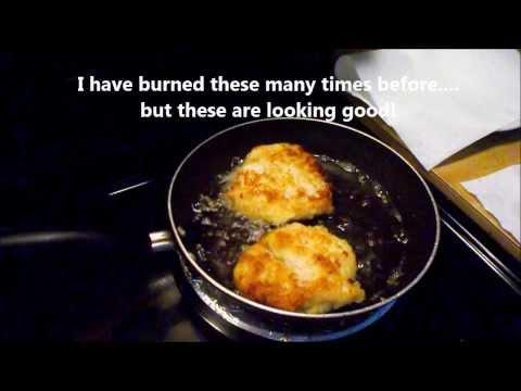 Mashed Potato Pancakes