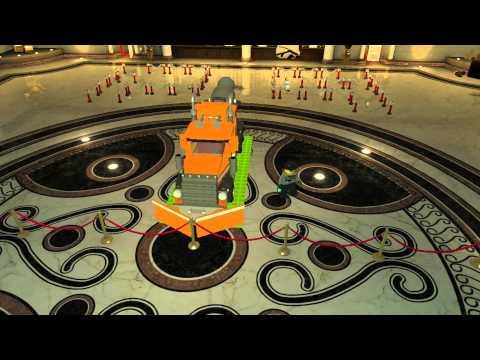 LEGO City Undercover - Chap 6: Build Relocator