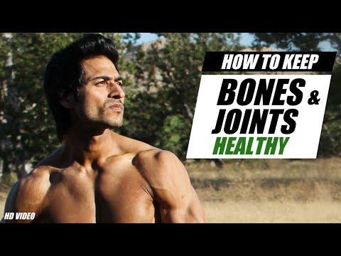 How to keep BONES & JOINTS Healthy | Info by Guru Mann
