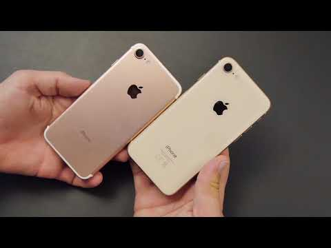Apple iPhone 8 hands on