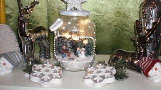 Imke Riedebusch Weihnachtsdeko.Diy Weihnachtsdeko Winterlandschaft Im Glas The Most Popular High