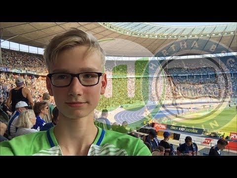 VAR-Chaos beim Spiel Hertha BSC gegen VfL Wolfsburg Ich werde attackiert!😂| Stadion Vlog + Stimmung