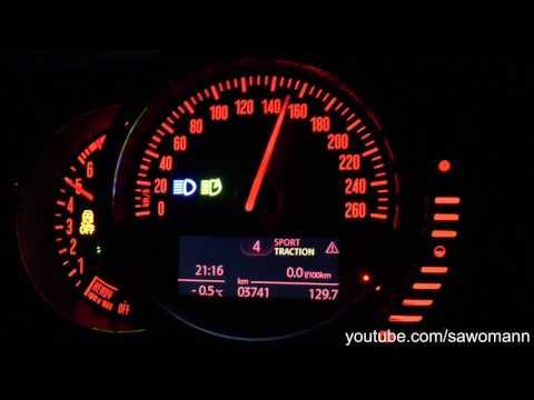 2017 Mini Cooper S 192 HP 0-100 km/h & 0-100 mph Acceleration
