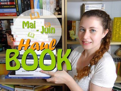 [BOOK HAUL] Mai - Juin (Imaginaire, Jeunesse, Para-austenien, Essai...)