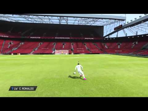 FIFA 16 Manchester united V arsenal part 2 and practice arena