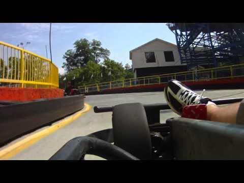 Faster Go karts