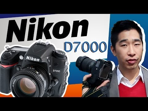 Nikon D7000 1080p Video and Audio Test - DSLR Camera For Youtube Videos