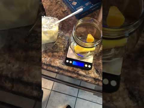 DIY How to make beard balm DIY
