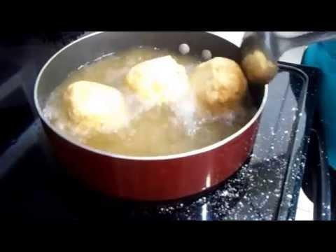 Cassava Egg Ball Tutorial