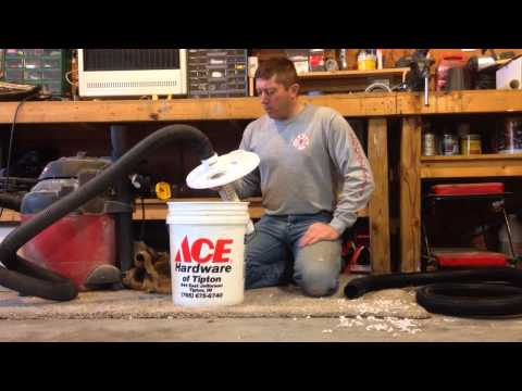 DIY Bee Vacuum