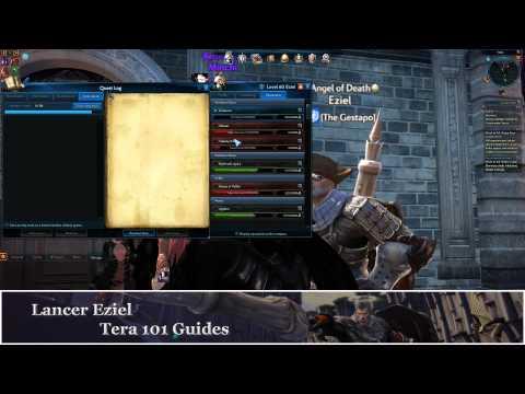 Eziel's Tera 101 Guide Part 28 - Daily Reputation Quest