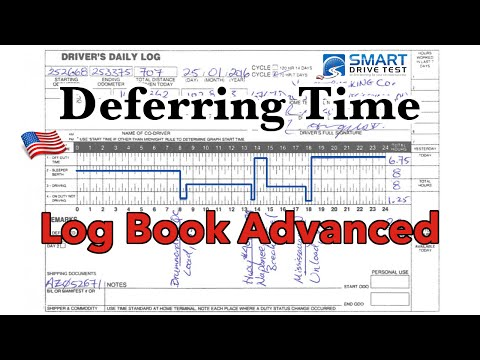 Logbooks | Deferring time in the United States