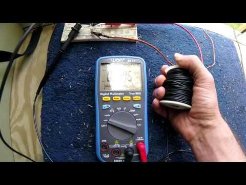 Free Human Energy Generator ~ I Am Charging Capacitors