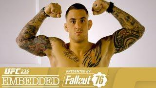 UFC 236 Embedded: Vlog Series - Episode 4