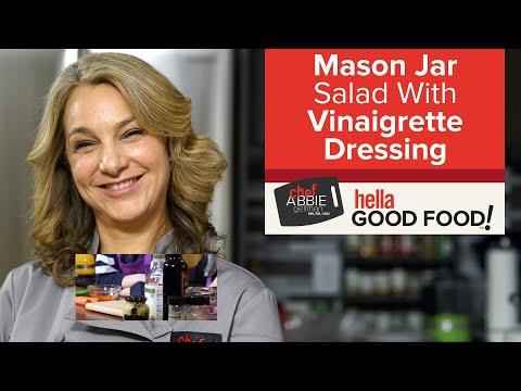 Gellman Girls: Mason Jar Salad