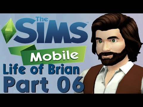 The Sims Mobile - Life Of Brian Part 6 -  Live Stream