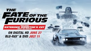 The Fate of the Furious - Trailer - Own it 6/27 on Digital HD. 7/11 on 4K Ultra HD, Blu-ray & DVD