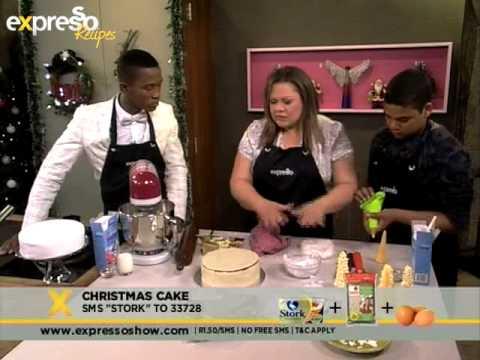 Stork: Icing your Christmas cake   (11.12.2012)