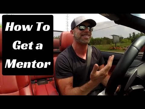 How To Get a Mentor