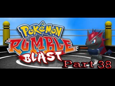 Pokémon Rumble Blast - Part 38 - Area4-1 Cobalion's Fort 1 & into Area4-2