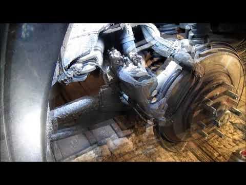 MAZDA 6 Rear Brake Pads Replacement