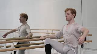 A day in a life with Steven McRae