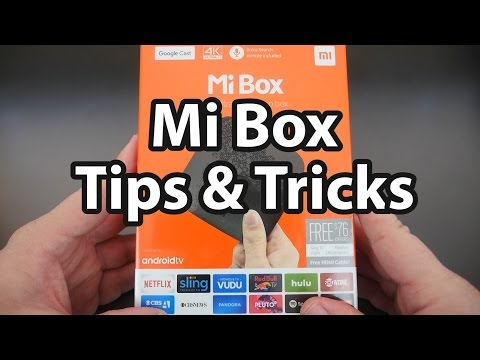Mi Box Android TV Tips and Tricks