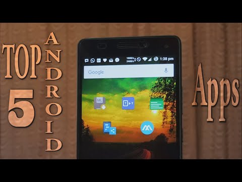 Top 5 Android Apps 2016! Part 1