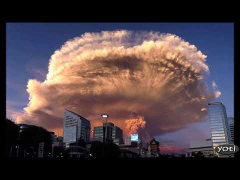 Amazing volcanoes erupting (Prt1)
