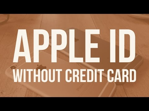 Easiest way to create an Apple ID (without credit card) 2018