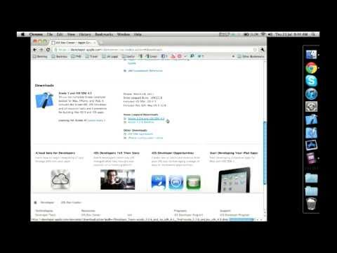 Lesson 1 How To Build iPad iPhone Apps iOS Xcode SDK Application Development Tutorials