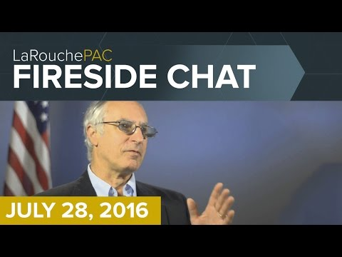 Fireside Chat with Jeff Steinberg — July 28, 2016