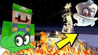 Minecraft Switch - Super Mario Series - SUPER LUIGI ODYSSEY!