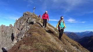 Neunerköpfle - Landsberger Hütte - Traualpsee - Vilsalpsee