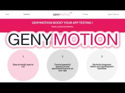 How to Install Genymotion in MacOS
