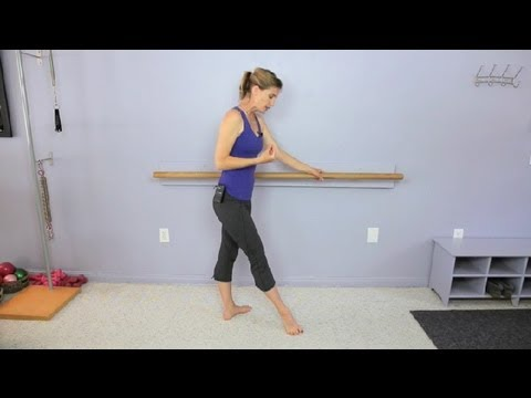 How to Make Your Feet Stronger for Pointe : Stretching & Fitness Tips