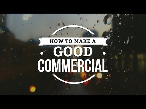 How to Make a Good Commercial | Directing a Spec Ad