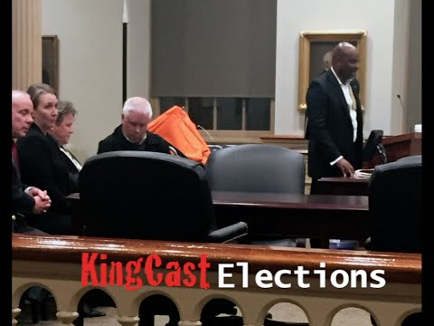 La Mar Gunn Kent County Recorder Election Challenge