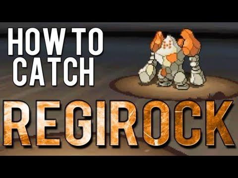 How to Catch Regirock - Pokemon Black 2 and White 2