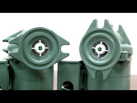 Taco 0015 Cast Iron 3-Speed Circulator Pumps