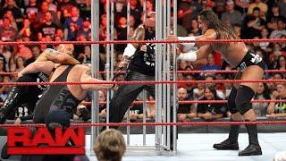 Big Cass, Luke Gallows & Karl Anderson attack Big Show