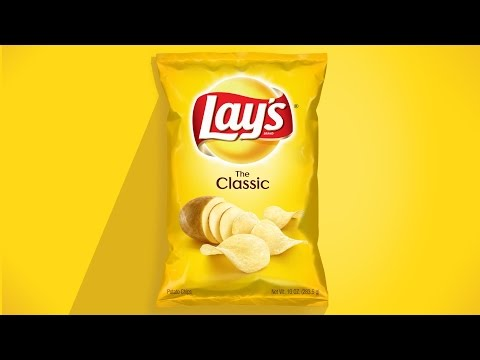 DIY How To Open Lays Packet - Life Hacks For Kids