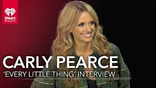 Carly Pearce is Thankful for Kelsea Ballerini